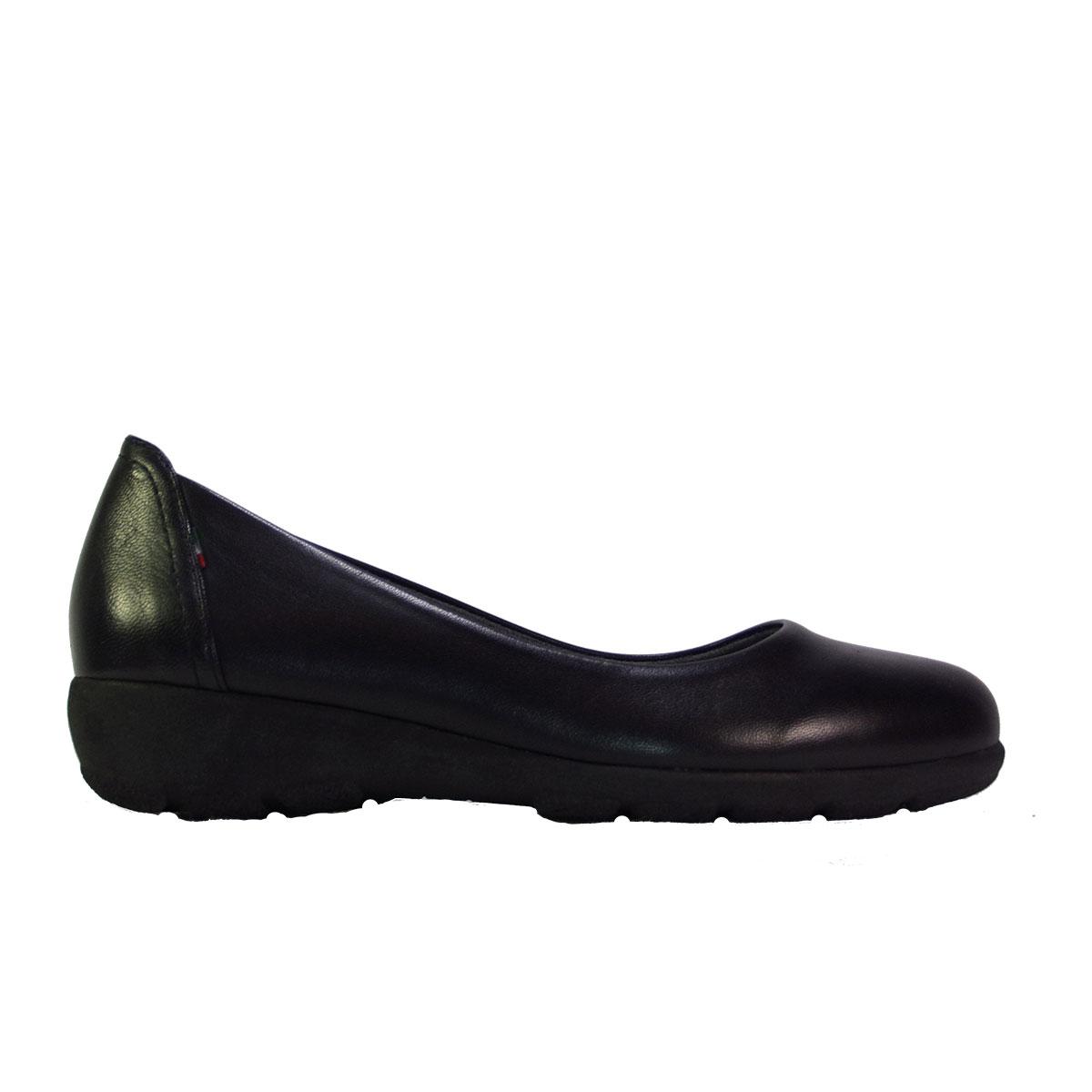 RAGAZZA 0461 Γυναικεία Παπούτσια Μπαλαρίνες Δερμάτινες Μαύρο ... 96864cff1bd