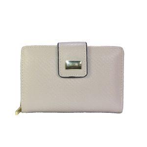 dc5bf8c602 LoveBags W-05 Γυναικείο πορτοφόλι Δέρμα Μπεζ