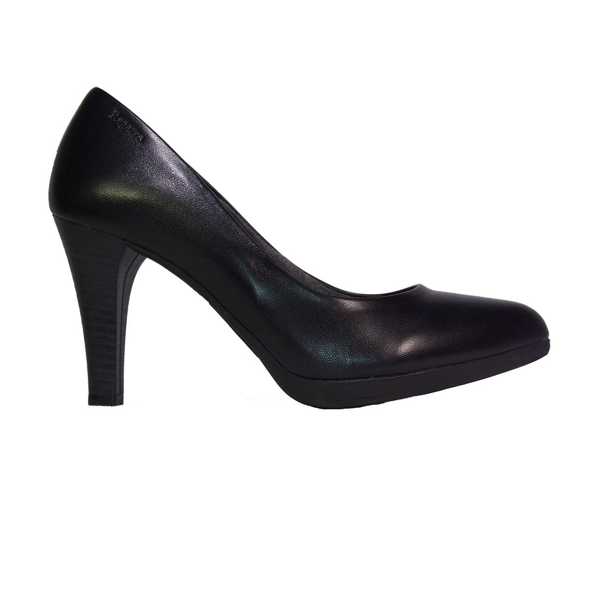 2aad7f114d Ragazza 095 Γυναικεία Παπούτσια Γόβες Δερμάτινες Μαύρο – ILoveMyShoes