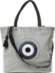 40f61e3d53 Lady Grey – Tote Bag by Christina Malle Γκρι