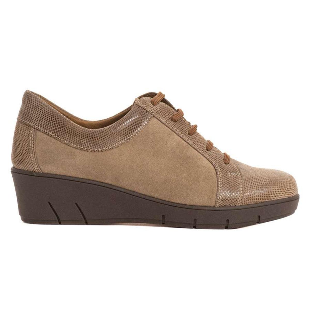 95d1bdd5c9 RAGAZZA 0313 Γυναικείο Παπούτσι Δετό Γνήσιο Καστόρι Πούρο – ILoveMyShoes