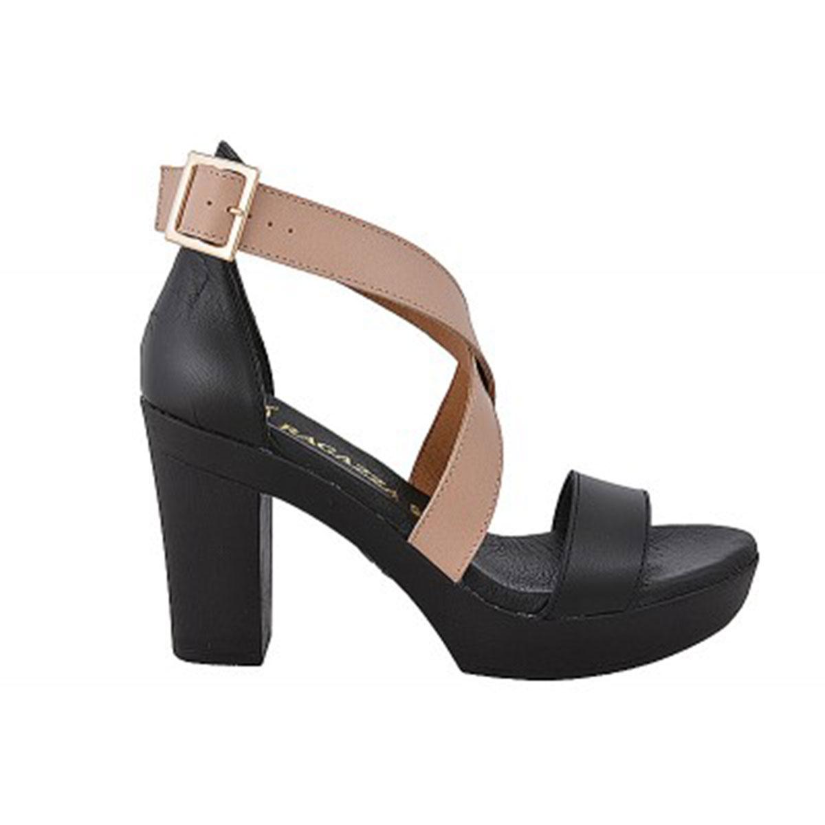 39a92f3e59 RAGAZZA 0340 Γυναικεία Πέδιλα Δέρμα Μαύρο – ILoveMyShoes